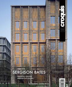 El Croquis 187: Sergison Bates 2004-2016