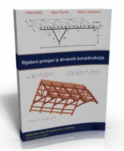 Riješeni primjeri iz drvenih konstrukcija
