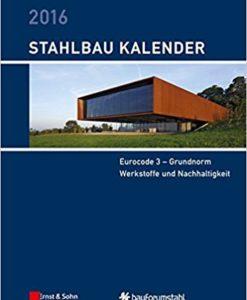 Stahlbau-Kalender 2016